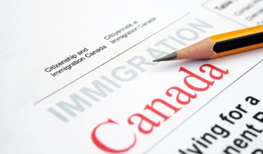 Inmigrando a Canadá