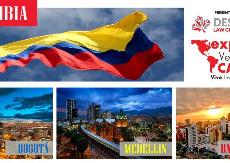 En 2 Semanas llega Expo Vente a Canadá a Colombia