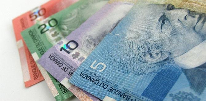 Cómo traer tu dinero a Canadá