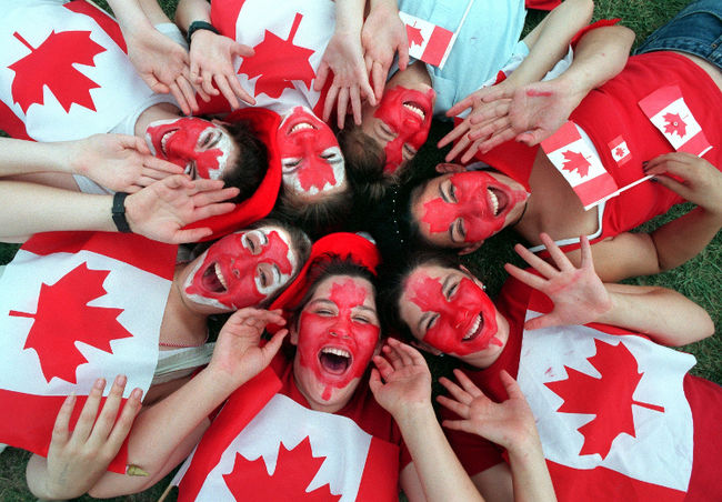 Canadá es el 7mo país más feliz del mundo