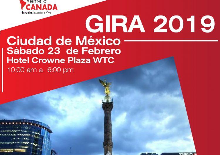 Expo Vente a Canadá – CDMX
