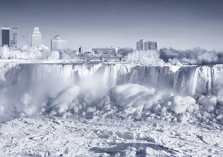 Las Niagara Falls se congelaron (+ Fotos)