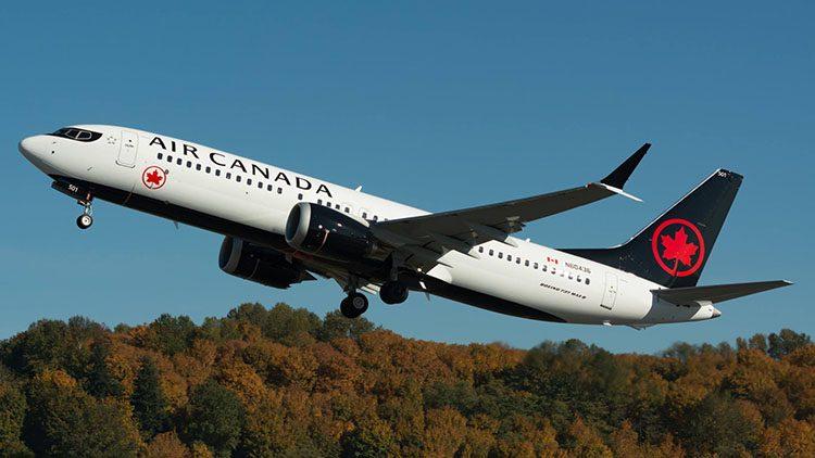Canadá prohibe los aviones Boeing 737