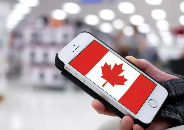 Canadá es el segundo país con descargas móviles más rápidas en el mundo