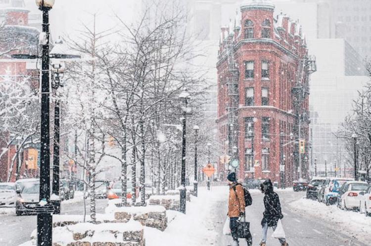 Montreal y Toronto se preparan para su primera nevada esta semana